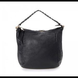 Bamboo Bar Braided Strap Handbag